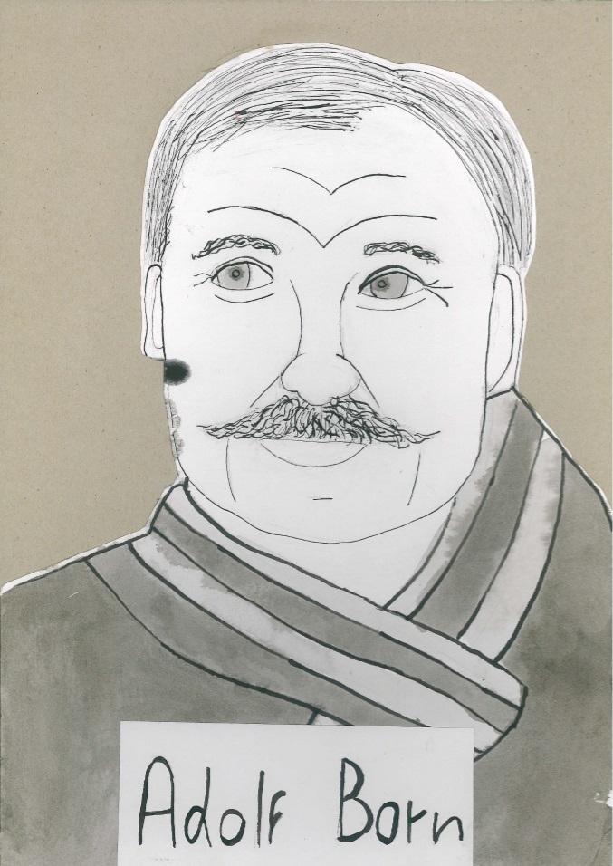 Adolf Born_Kateřina Stanková