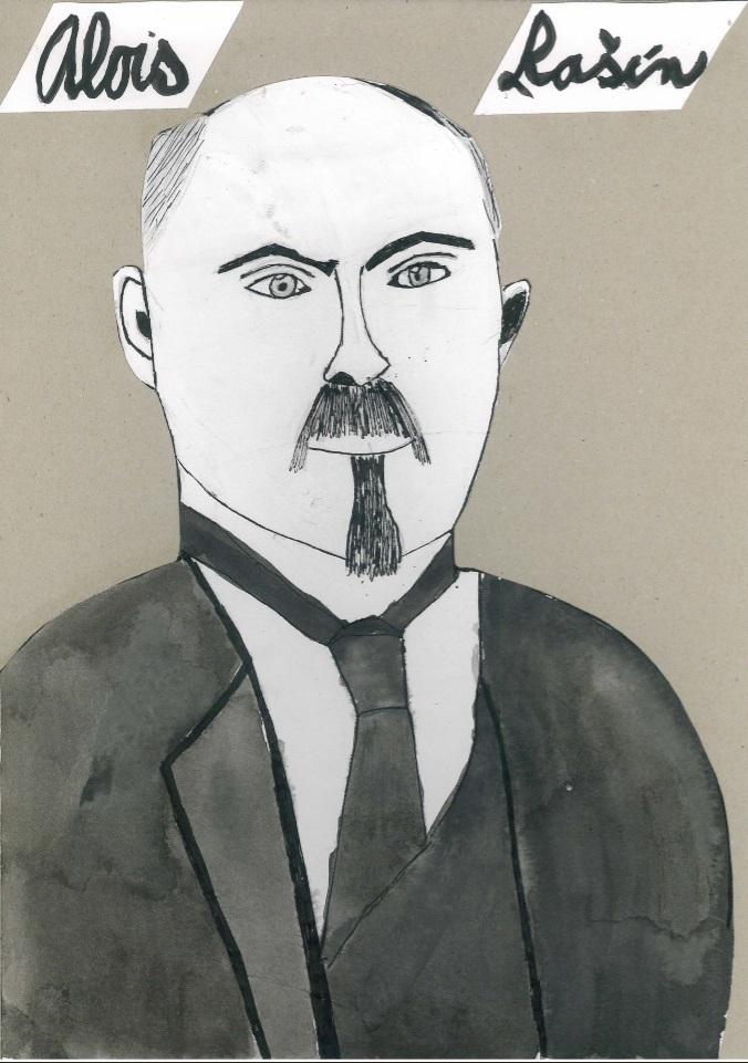 Alois Rašín_Julie Stratilová