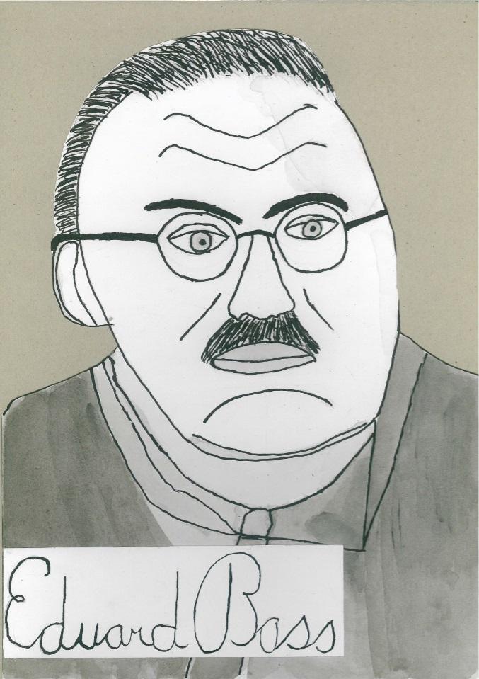 Eduard Bass_ Nicola Leflerová