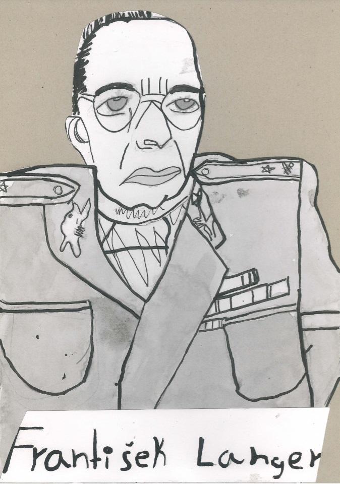 František Langer_Nomto Badmaev