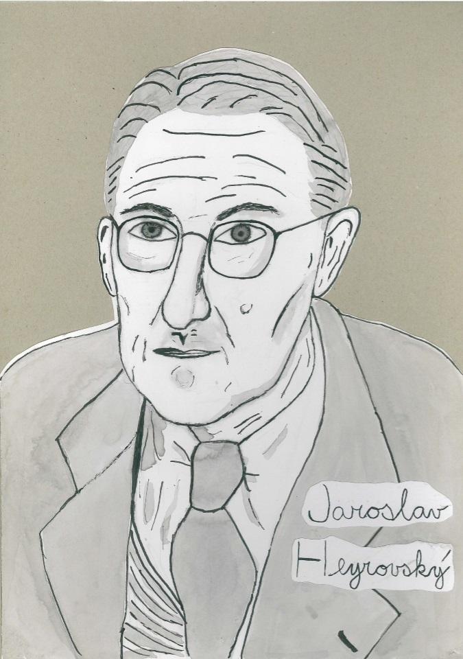 Jaroslav Heyrovský_Amálie Furmanová
