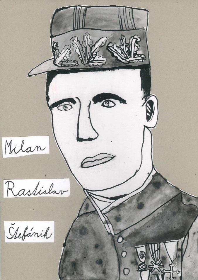 Milan Rastislav Štefánik_Adam Vajda