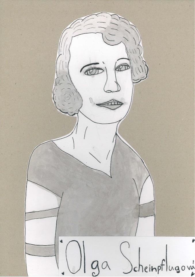 Olga Schinpflugová_Tereza Víšková