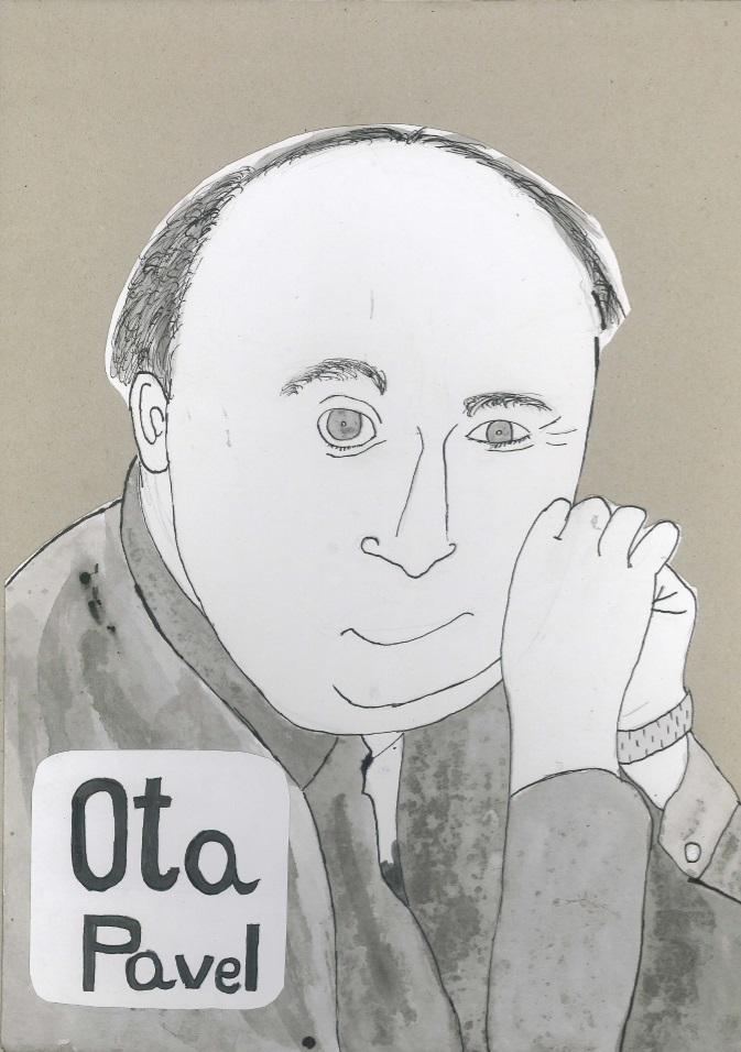 Ota Pavel_Žaneta Rujová