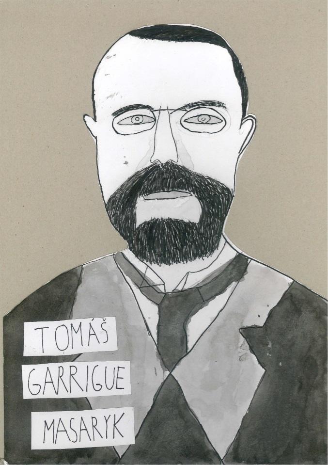 Tomáš Garrigue Masaryk_Tomáš Procházka
