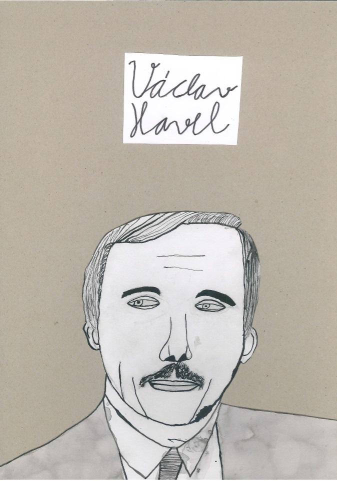 Václav Havel_Filip Linhart